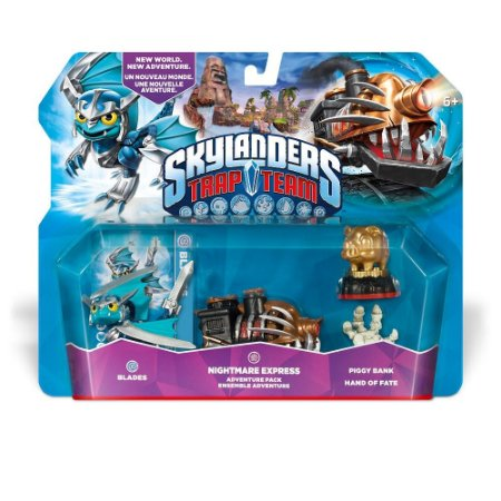 Skylanders Trap Team: Nightmare Express Adventure Pack