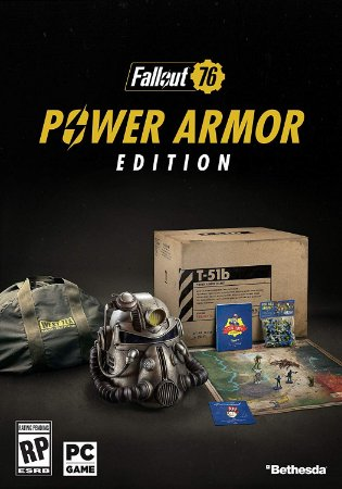 Fallout 76 Power Armor Edition - PC