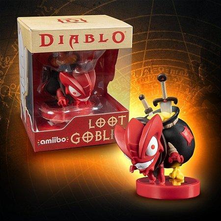 Amiibo Diablo III Loot Goblin