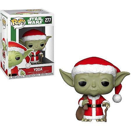 Funko Pop Star Wars Holiday 277 Yoda