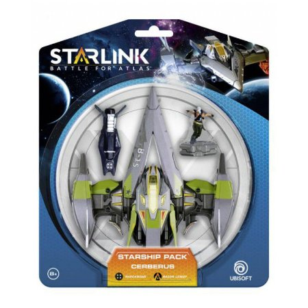 Starlink Battle For Atlas Starship Pack Cerberus Exclusive