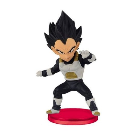 Dragon Ball Wcf Heroes Vegeta Xeno Bandai