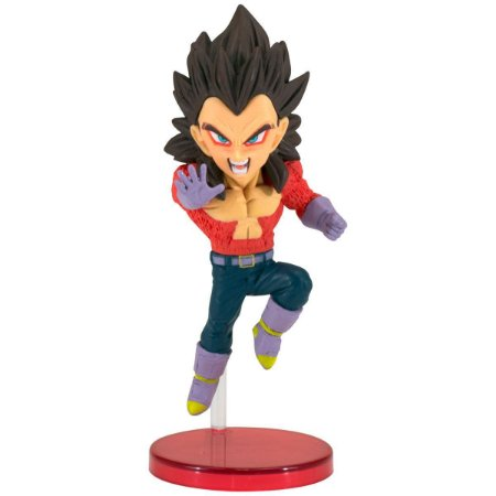 Dragon Ball Wcf Figure Vegeta 4 Bandai