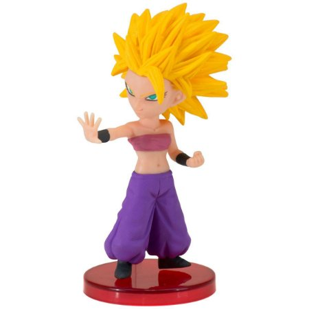 Dragon Ball Wcf Figure Caulifla Bandai