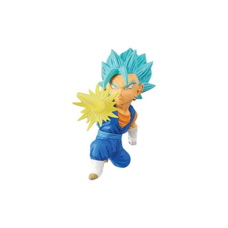 Dragon Ball Figure Wcf Super Vegito Blue Bandai