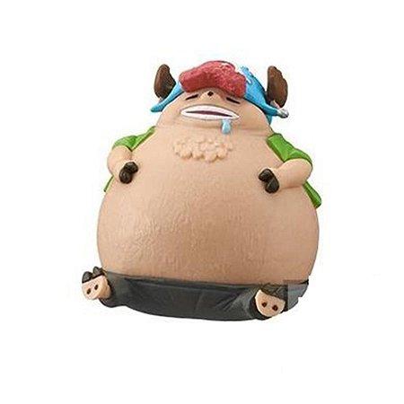 Figura Wcf One Piece Hallcake Island Chopper - Bandai
