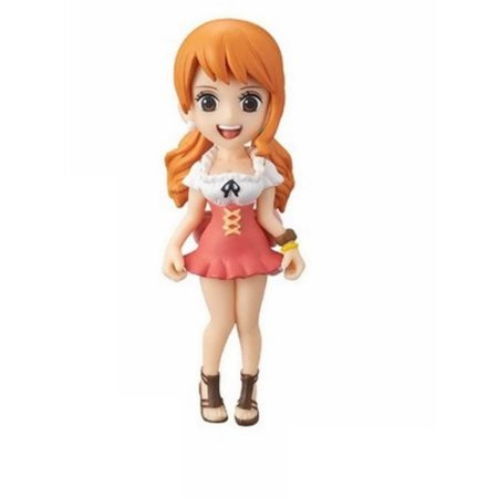 Figura Wcf One Piece Hallcake Island Nami - Bandai