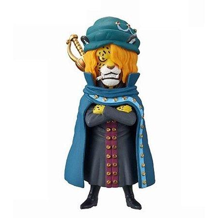 Figura Wcf One Piece Hallcake Island Pedro - Bandai