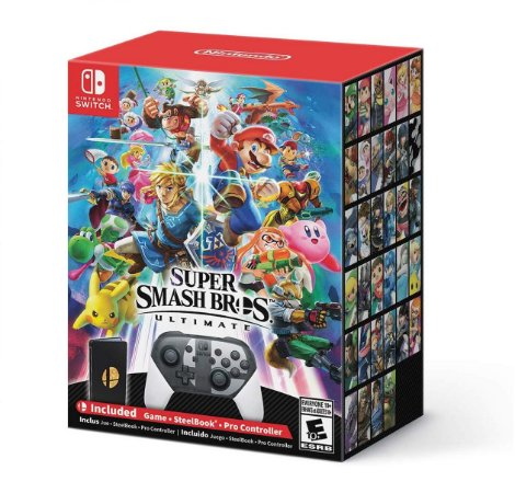 Super Smash Bros. Ultimate Special Edition - Switch