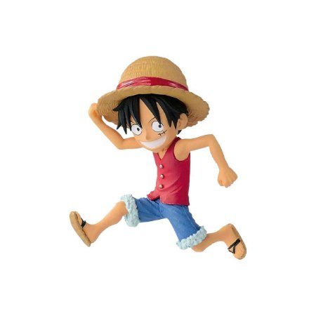 Figura One Piece Wcf 20th Monkey D Luffy - Bandai