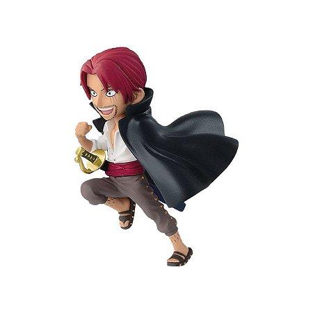 Figura One Piece Wcf 20th Shanks - Bandai