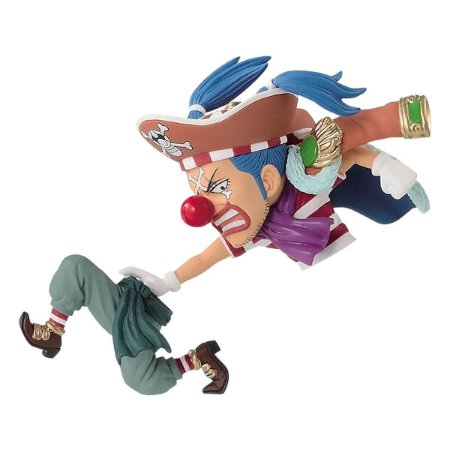 Figura One Piece Wcf 20th Buggy - Bandai