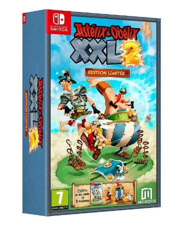 Asterix & Obelix XXL 2 Limited Edition - Switch