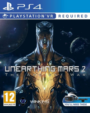 Unearthing Mars 2 The Ancient War - PS4 VR