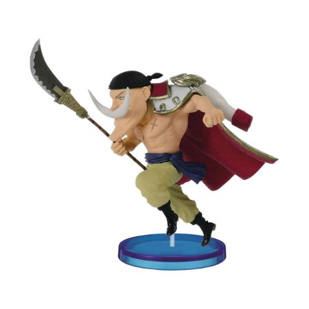 Figura Wcf One Piece 20th Edward Newgate Bandai