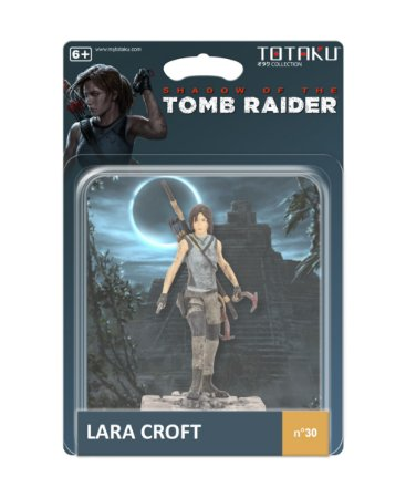 Totaku Shadow of The Tomb Raider Lara Croft First Edition N.30