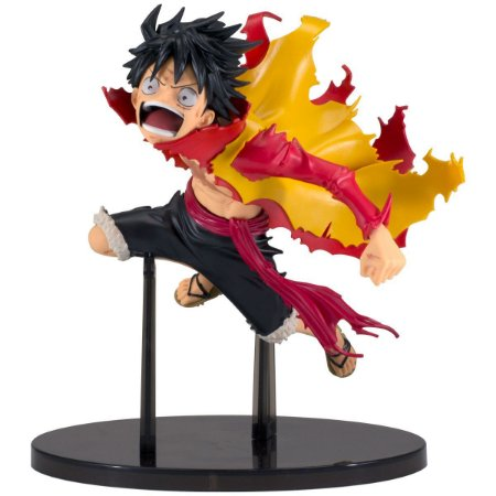 Figura One Piece World Figure Colosseum Luffy - Bandai