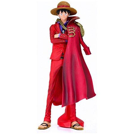 Figura One Piece King Of Artist Luffy 20th Anniversary - Bandai