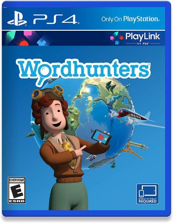 Wordhunters PlayLink - PS4