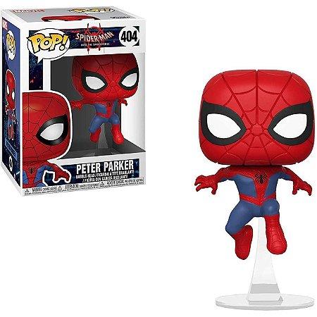 Funko Pop Spider-Man Into The Spider-Verse 404 Peter Parker