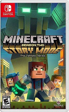 Minecraft Story Mode Season 2 - Switch