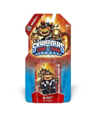 Skylanders Trap Team Hog Wild Fryno