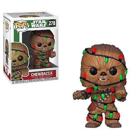 Funko Pop Star Wars Holiday 278 Chewbacca