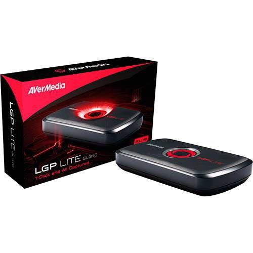 Placa de Captura Avermedia Live Gamer Portable Lite GL310