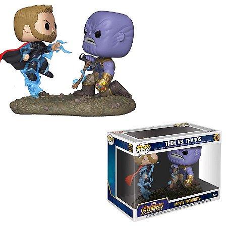 Funko Pop Avengers Infinity War 707 Thor Vs. Thanos