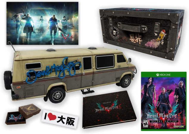 Devil May Cry 5 Collectors Edition - Xbox One