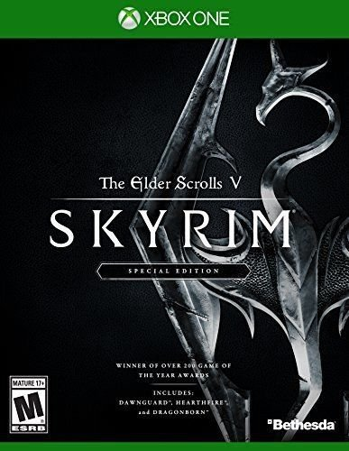 The Elder Scrolls V Skyrim Special Edition - Xbox One
