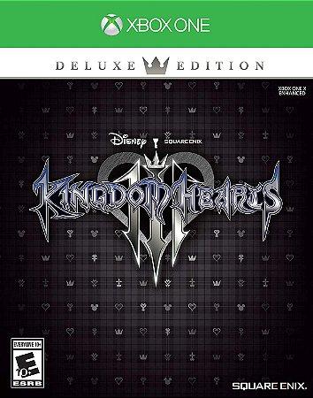 Kingdom Hearts 3 III Deluxe Edition - Xbox One