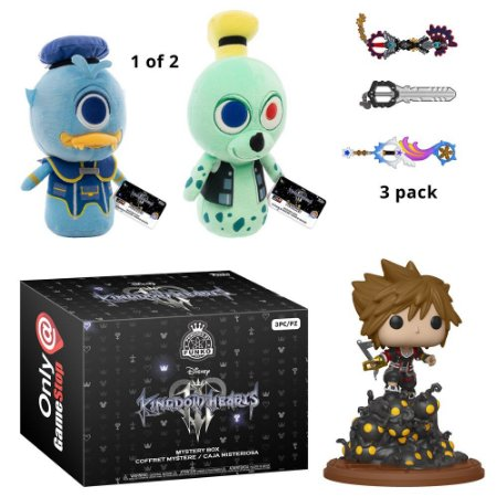 Funko Pop Kingdom Hearts III Mystery Box GameStop