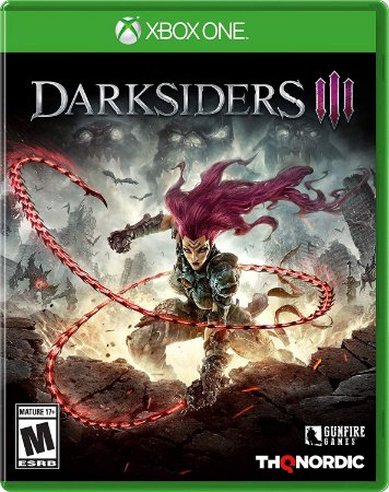 Darksiders III 3 - Xbox One c/ Bônus Day One