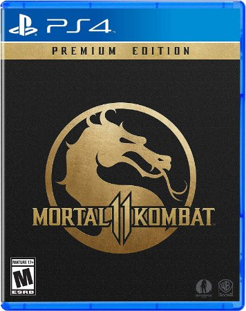 Mortal Kombat 11 Premium Edition - PS4