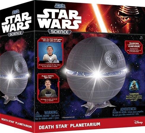 Luminária Estrela Da Morte Star Wars Death Star Planetarium