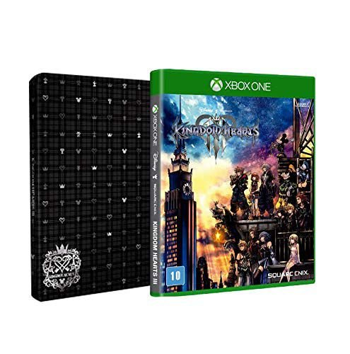 Kingdom Hearts lll Steelbook Edition - Xbox One