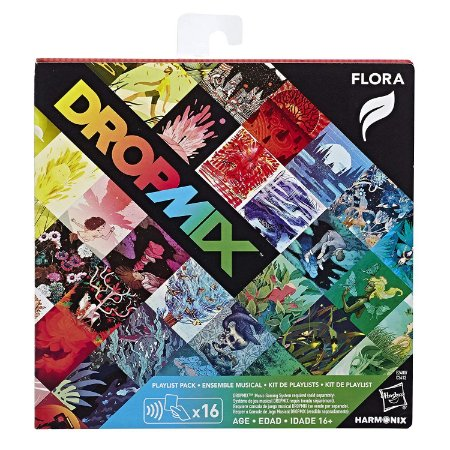 DropMix Playlist Pack 16 cartas - Flora