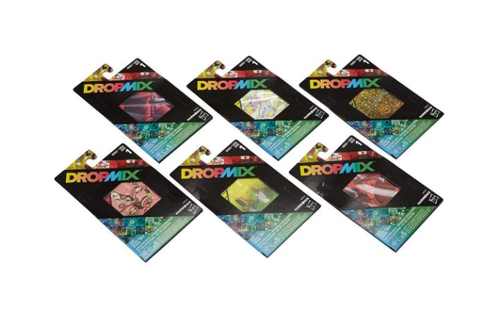 DropMix Discover Pack Complete Series 1 30 cartas