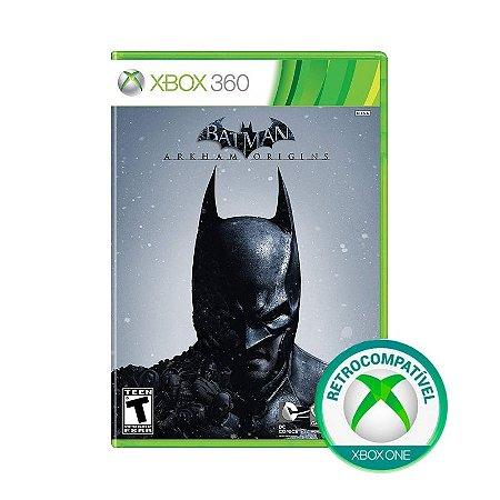 Batman Arkham Origins - Xbox 360 / Xbox One