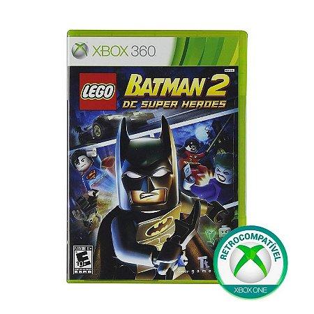 LEGO Batman 2 DC Super Heroes - Xbox 360 / Xbox One