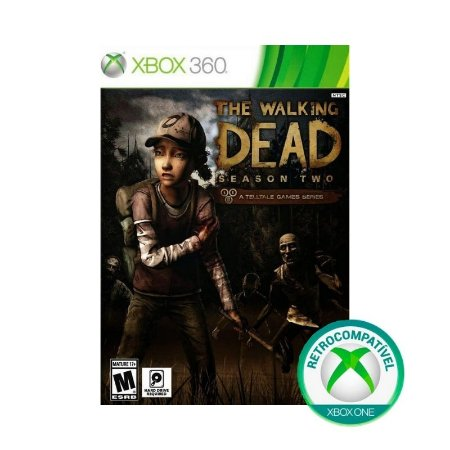 The Walking Dead Season 2 - Xbox 360 / Xbox One