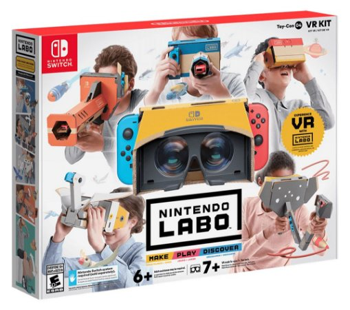 Nintendo Labo VR Kit - Switch