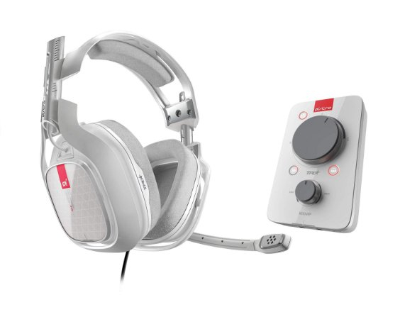 Headset Astro Gaming A40 TR + MixAmp Pro TR - Xbox One