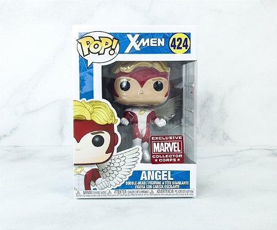 Funko Pop X-Men 424 Angel Marvel Exclusive