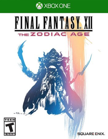 Final Fantasy XII The Zodiac Age Remastered - Xbox One