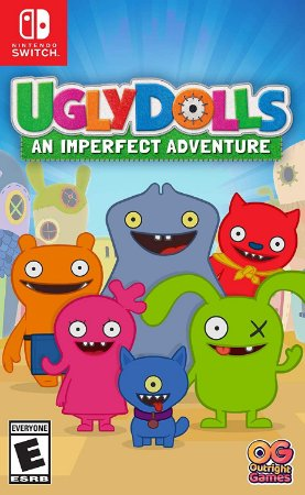 Ugly Dolls An Imperfect Adventure - Switch