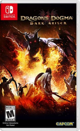 Dragon's Dogma Dark Arisen - Switch