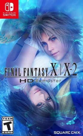 Final Fantasy X|X-2 HD Remaster - Switch