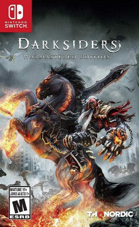Darksiders Warmastered Edition - Switch